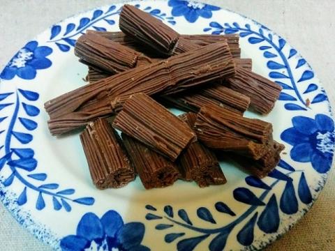 チェコ土産のドイツ製チョコレート3