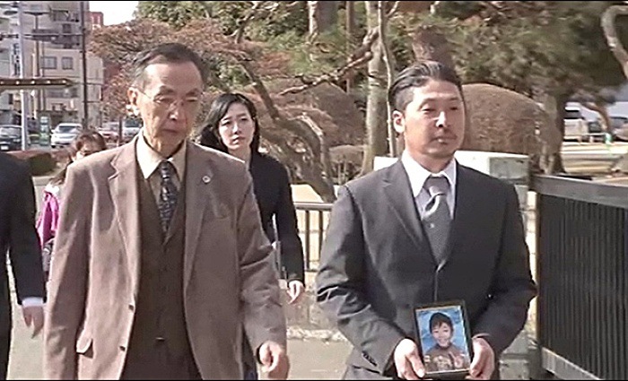 原田敬三 白玉給食事故訴訟