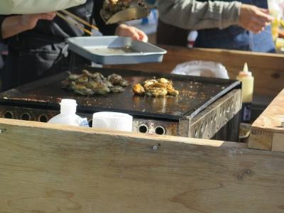 うなぎまつり 牡蠣かば丼