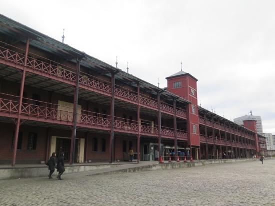 横浜 赤煉瓦倉庫