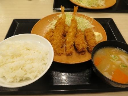 海鮮フライ定食