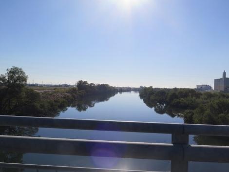 揖斐川 下座倉橋