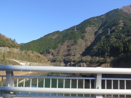 奥揖斐湖大橋
