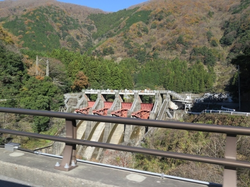 岐阜 東横山発電所