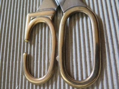 30周年の50ハサミ