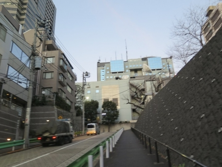 赤坂 三分坂
