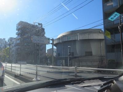 神田川取水場