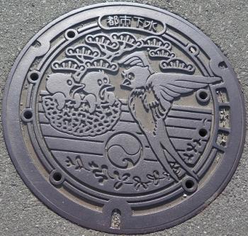 浜松市 マンホール
