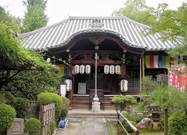 双林寺・本堂