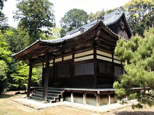山科安祥寺・本堂