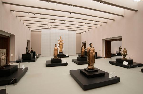 リニューアルオープンした「なら仏像館」