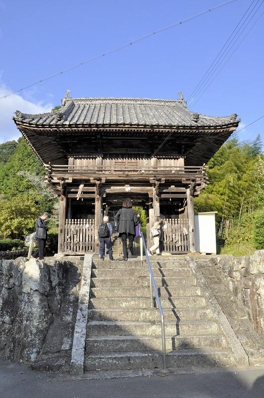 楊柳寺・山門