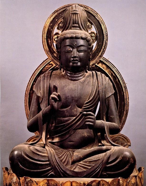 白毫寺・伝文殊菩薩像