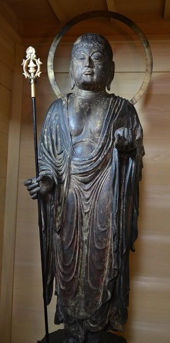 埼玉浄山寺・地蔵菩薩像