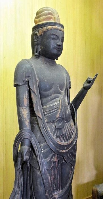 青目寺・日光月光菩薩像