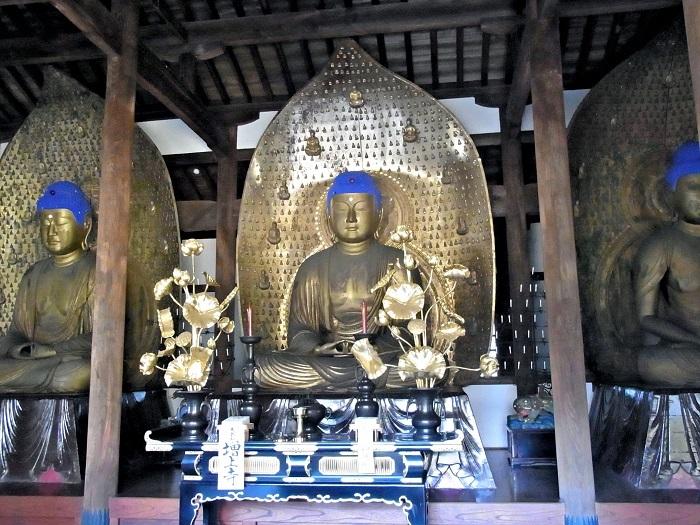 浄真寺・九品仏像
