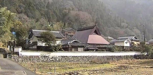 京都八瀬の妙傳寺
