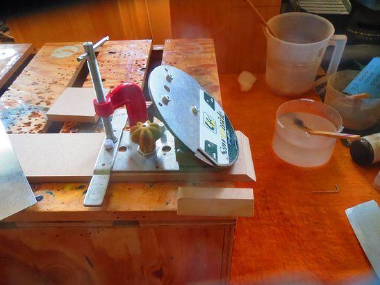 miniA7風の自作スピーカー製作 2