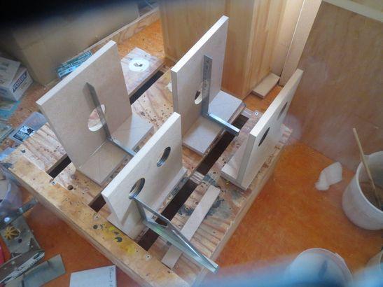 miniA7風の次作スピーカー製作 3
