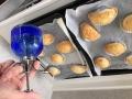 たっぷりチーズのパン 手順8