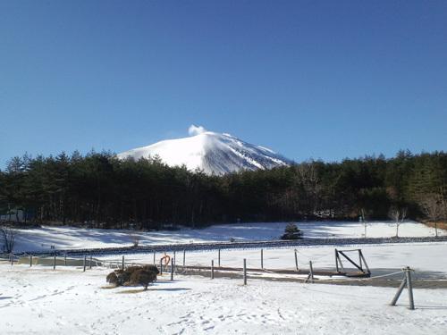 H28.12.31浅間山