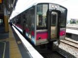 JR701系N14編成 横手駅にて