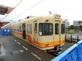伊予鉄700形 横河原駅にて