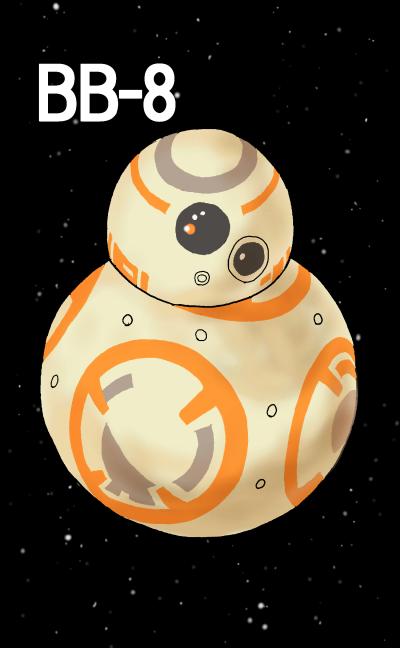 BB-8(スターウォーズ7)改