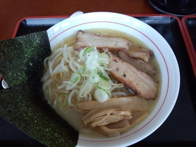 鶏白湯ラーメン0114