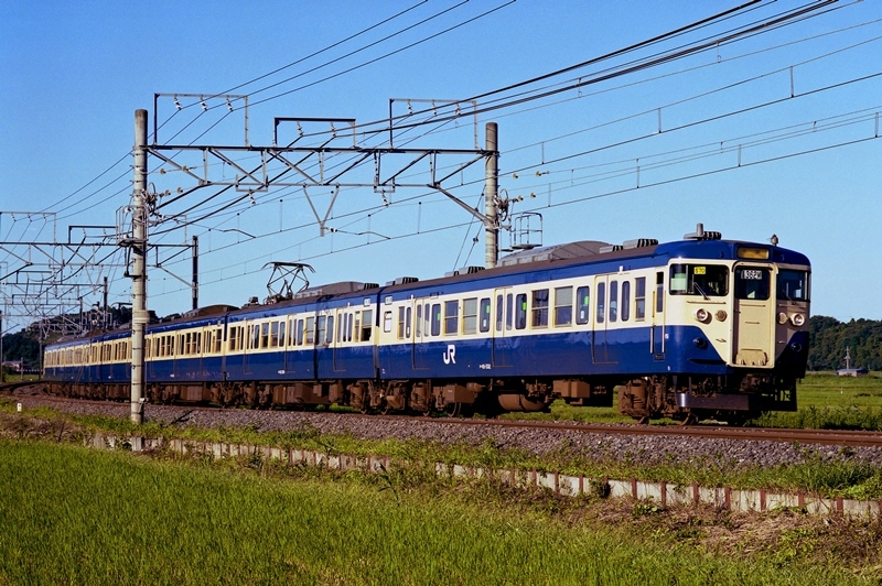 2001年9月22日 佐倉~物井にて (3)