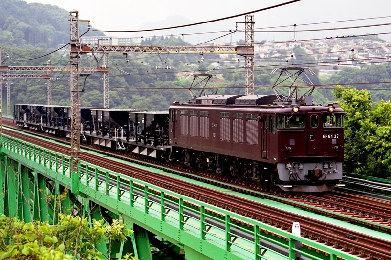 2003年5月26日 猿橋~鳥沢にて