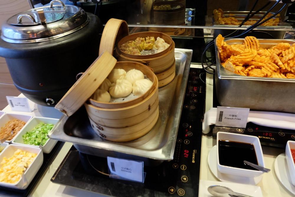 Dorsett Mongkok 朝食02