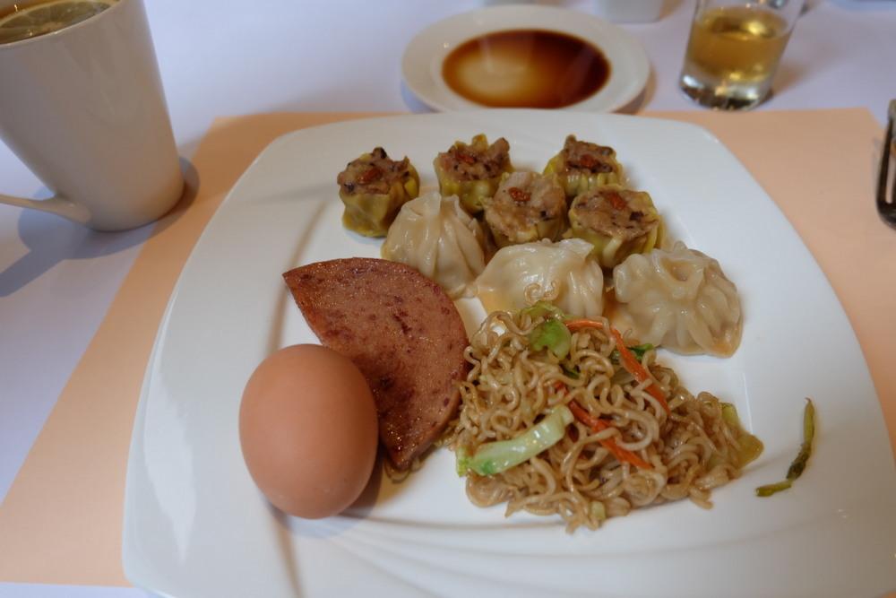 Dorsett Mongkok 朝食07