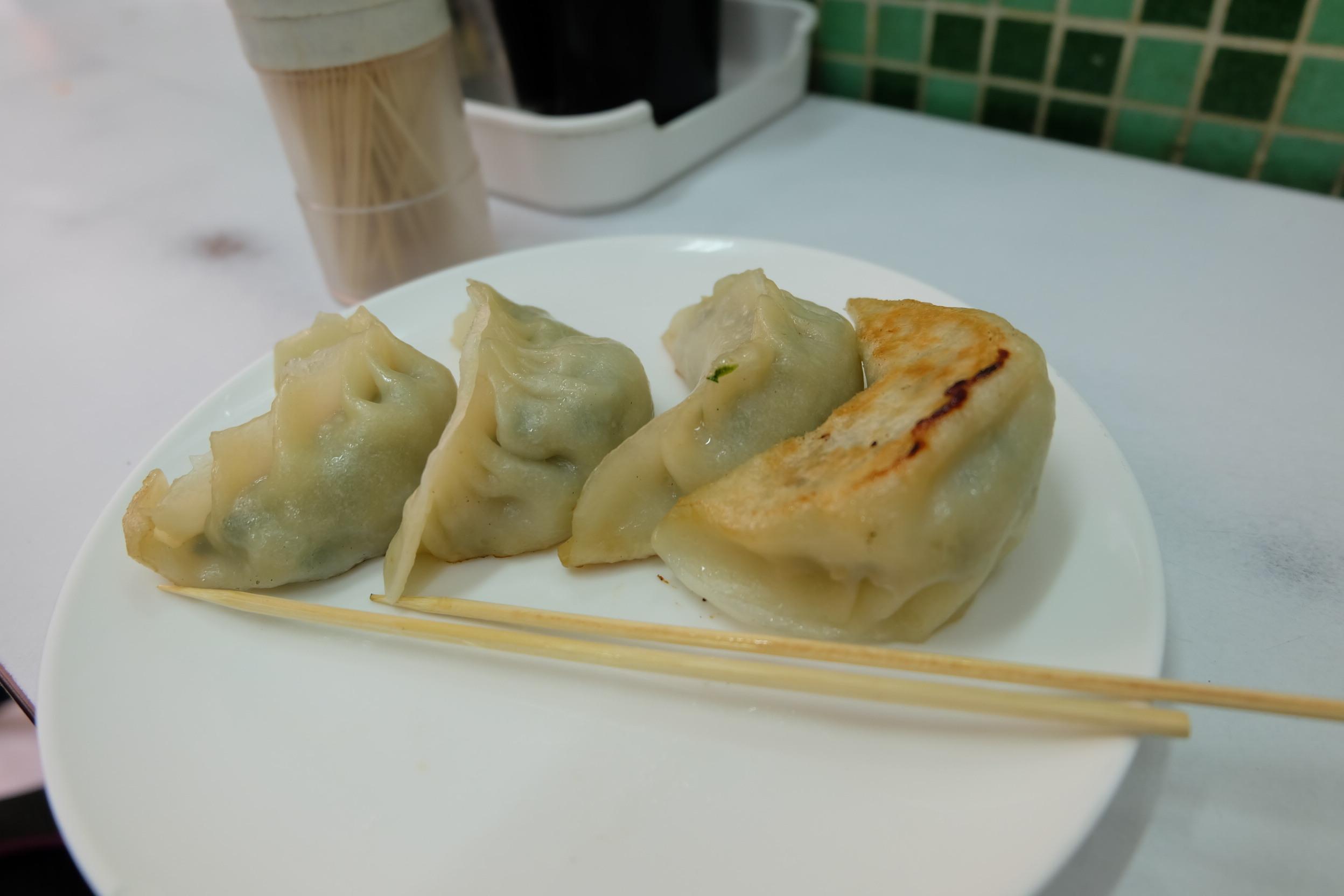 上海包餃店02