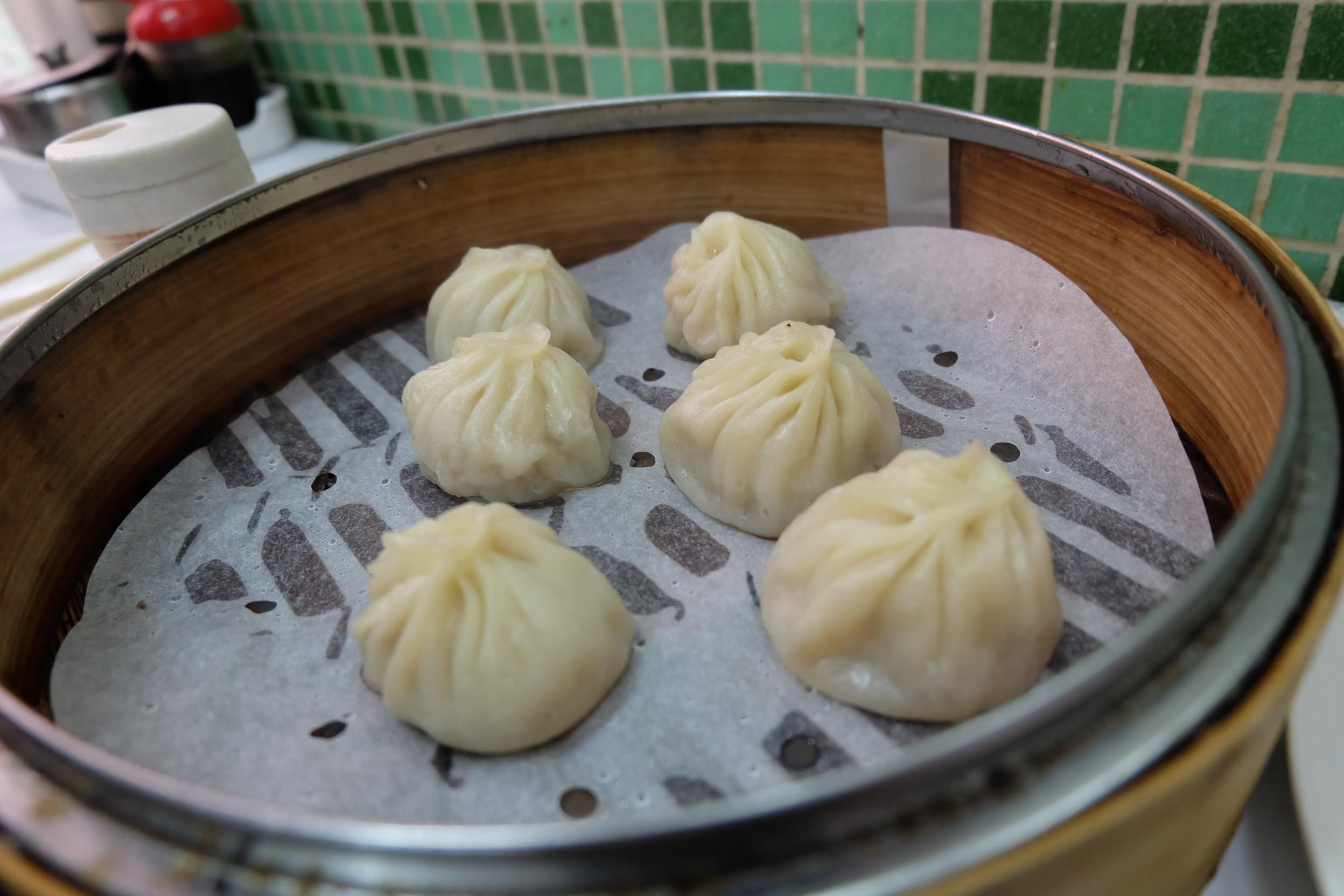 上海包餃店01