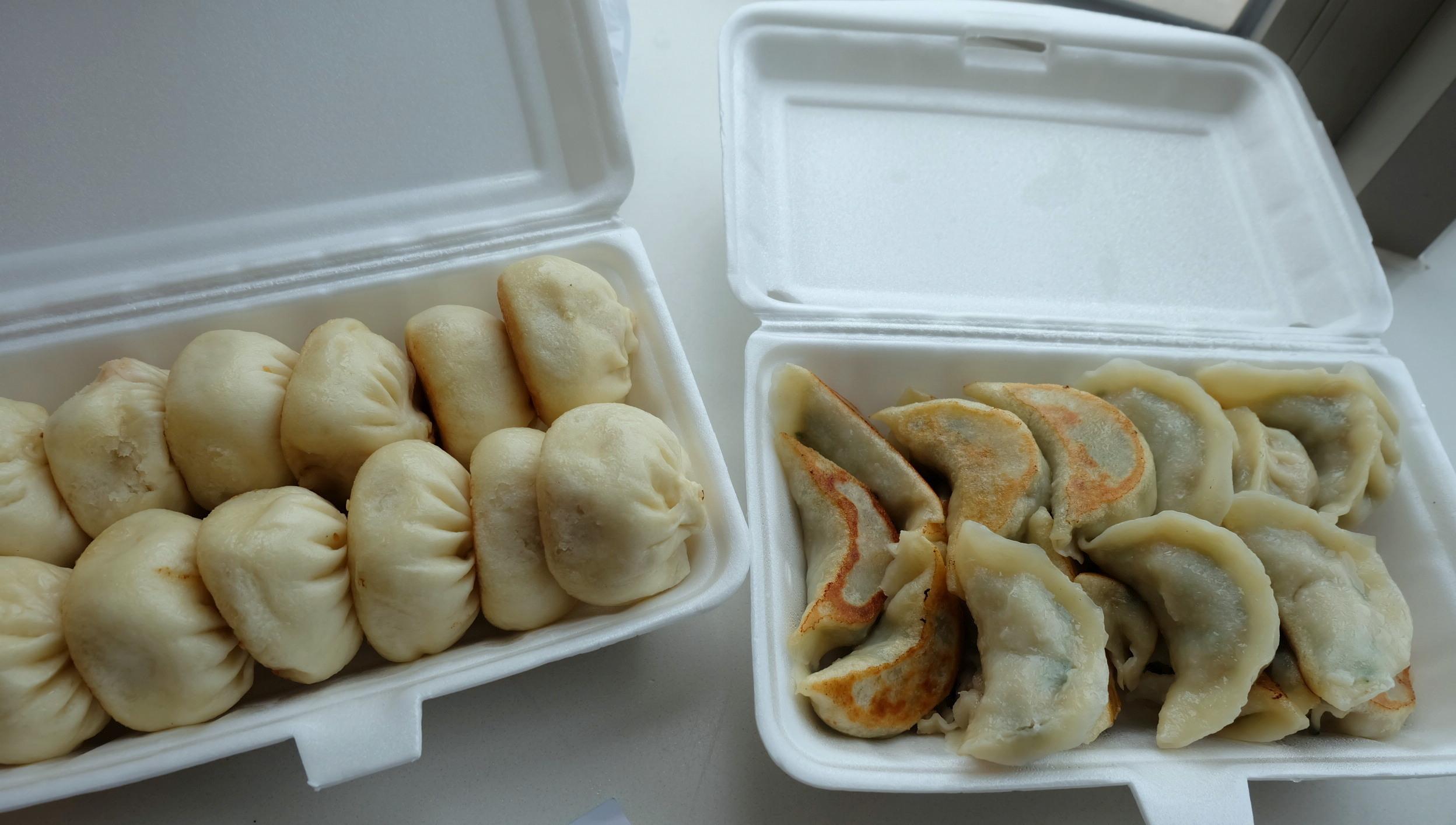 上海包餃店03