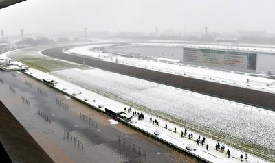 これ中京競馬やらないパターンだろ