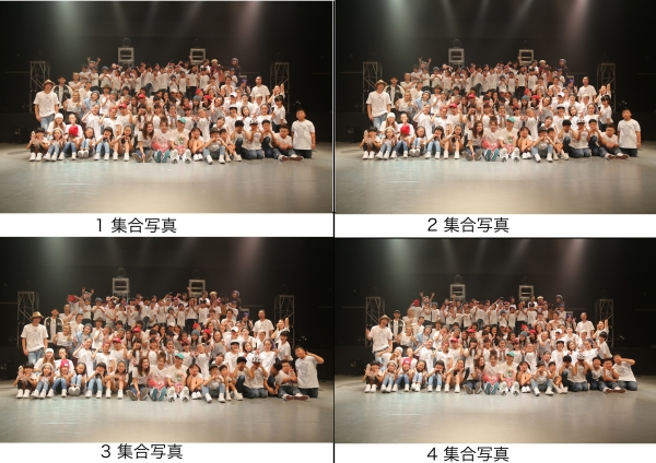KDC発表会出演者集合写真