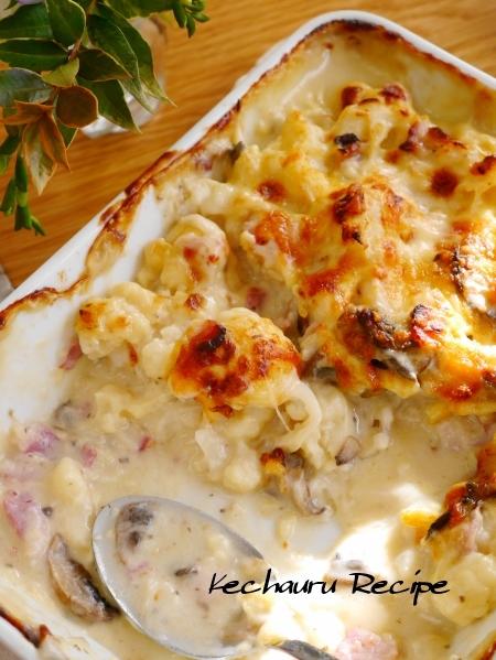 カリフラワーチーズ 1
