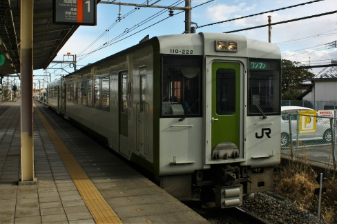 キハ110-222
