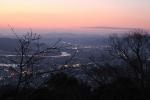 眉山(夜明け前)1