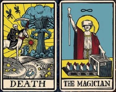 死神 魔術師