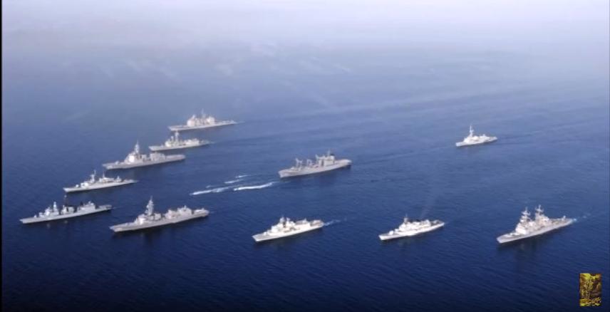ロシア艦隊