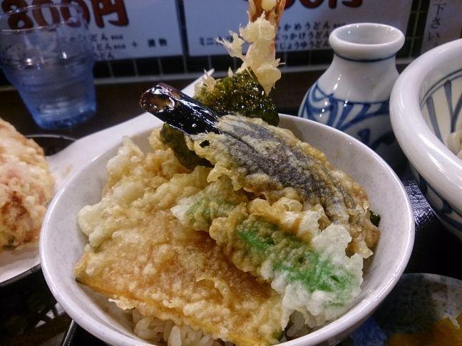 天丼(1)