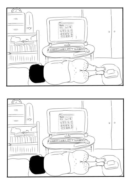 休みの日7
