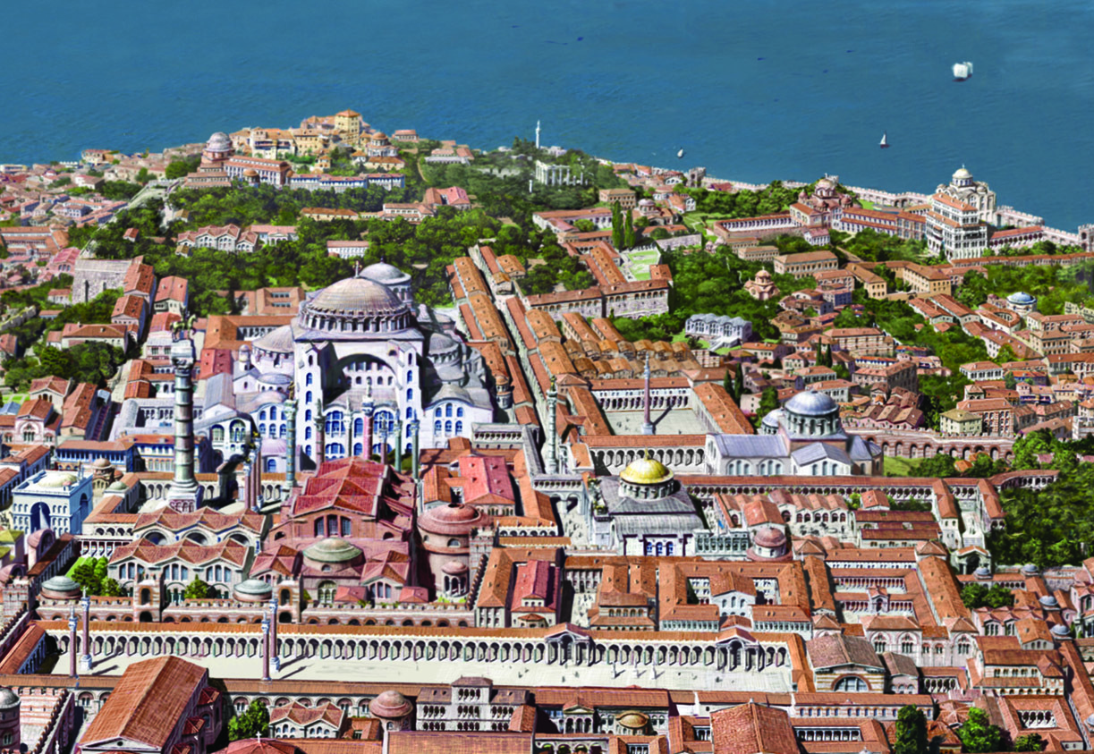 GREAT PALACE CONSTANTINOPLE 2