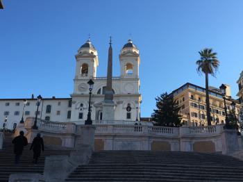 スペイン広場 1