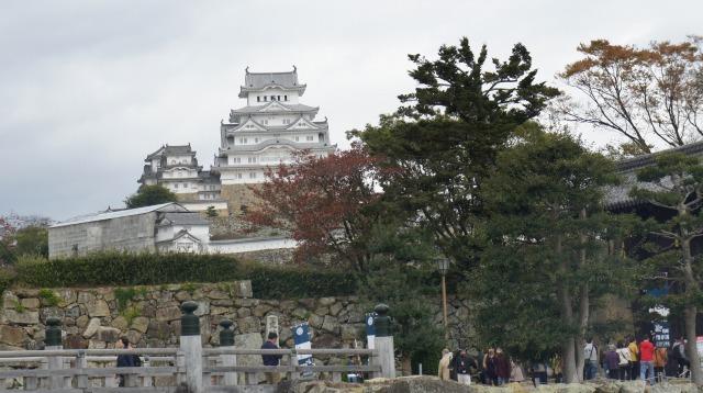 s-2姫路城外