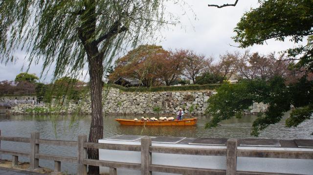 s-3姫路城外堀