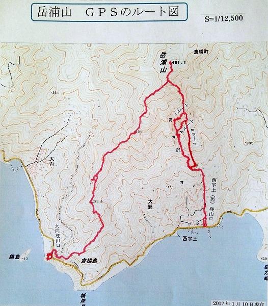 岳浦山30
